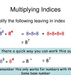 PPT On Indices - PowerPoint Slides [ 2250 x 3000 Pixel ]