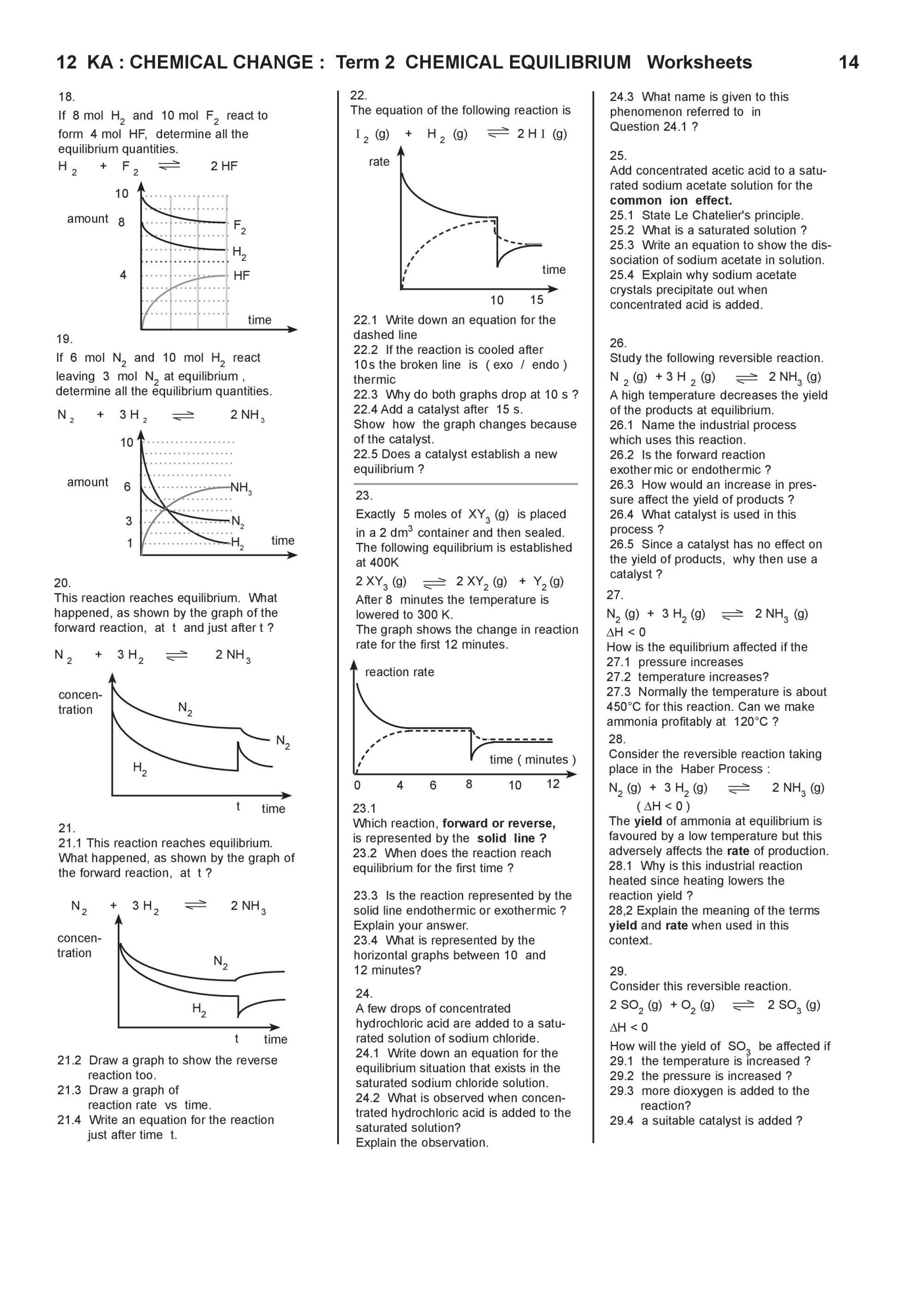 hight resolution of Grade 12 Organic Chemistry - Notes