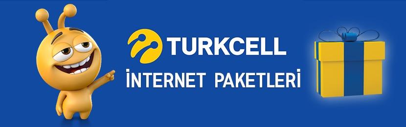 Turkcell Bedava İnternet Paketleri 2019