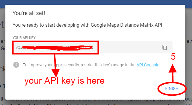 How To Calculate Distance In Google Maps Api Distance