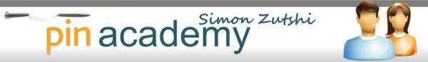 Simon Zutshi's pin academy