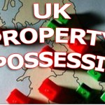 UK property repossessions increase