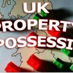 UK property repossessions increase