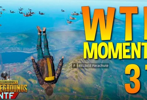 PUBG WTF Funny Moments Highlights Ep 37 (playerunknown's battlegrounds Plays)