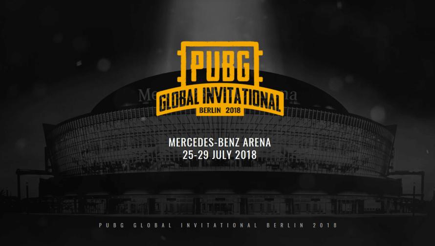pubg global invitationnal 2018 berlin mercedes benz arena