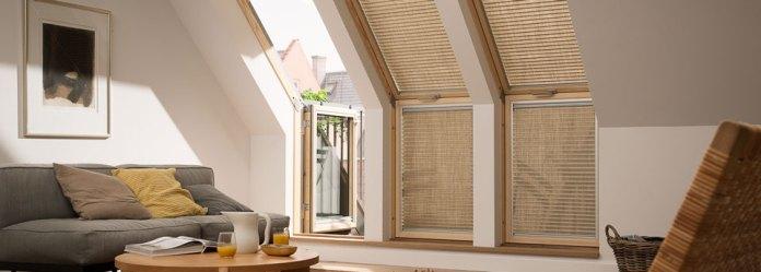 ferestre de mansardă Velux