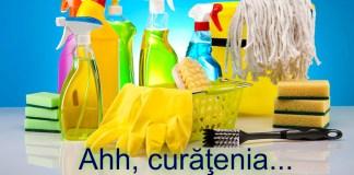 produse de curatenie
