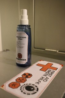 dezinfectanti medicali