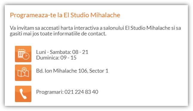 el studio mihalache