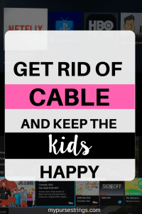 Get Rid of Cable