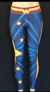 Wonder Woman Magic Pants