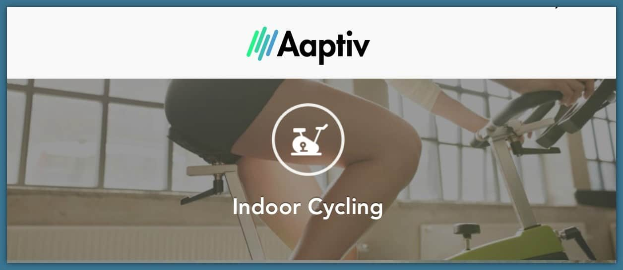 Aaptiv Indoor Cycling