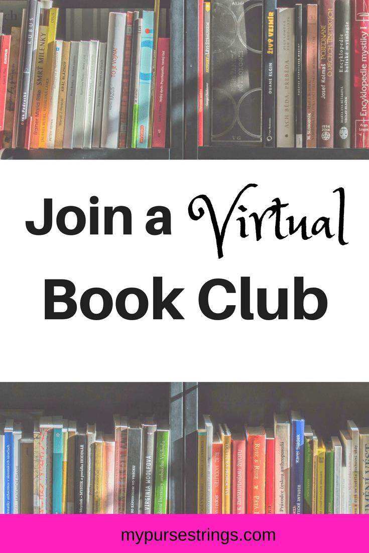 Thinking about joining a book club? Why not join our online Virtual Book Club and chat from the convenience of your own home? A new book selection every month. Details on the blog. #bookclub