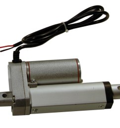 2 inch linear actuator kit 12 v w 225 lbs max load includes wiring switch kit [ 1000 x 813 Pixel ]