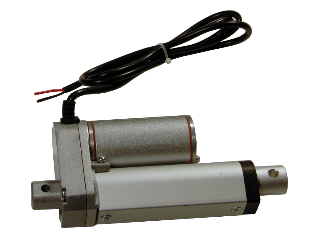 hight resolution of 2 inch linear actuator kit 12 v w 225 lbs max load includes wiring switch kit