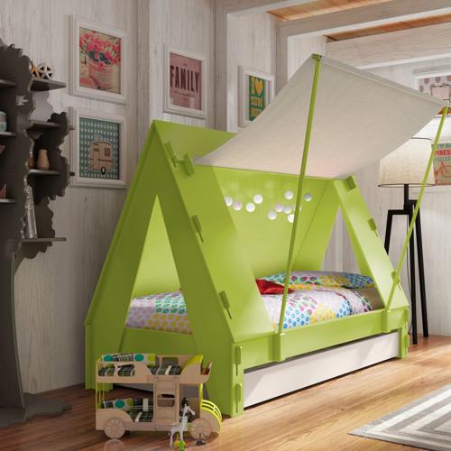 le lit cabane la nouvelle tendance