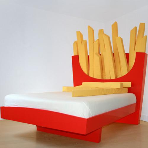Insolite  la tte de lit comme vous ne lavez jamais vue   MyQuintus