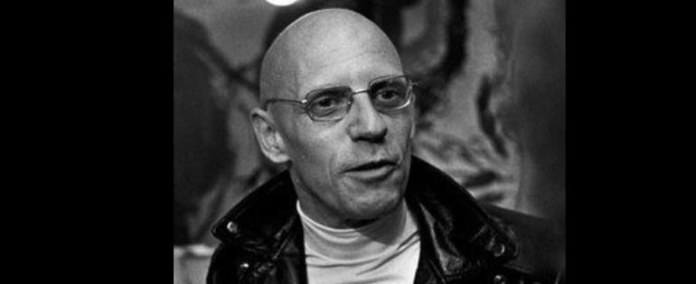 © Michel Foucault, photo libre de droit