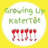 Growing Up KaterTot blog logo