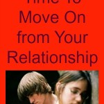 3 Signs It's Time To Move On from Your Relationship