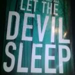 Book Review: Let The Devil Sleep By John Verdon