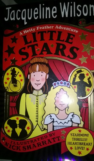 Book Review: Little Stars by Jacqueline Wilson