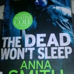 Book Review: The Dead Won't Sleep By Anna Smith