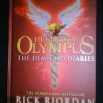 Heroes Of Olympus – The Demigod Diaries: Book Review