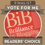 Why Making The BiBs Shortlist Has Made Me So Happy