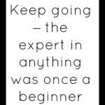 April in Motivational Quotes – #AtoZChallenge – K