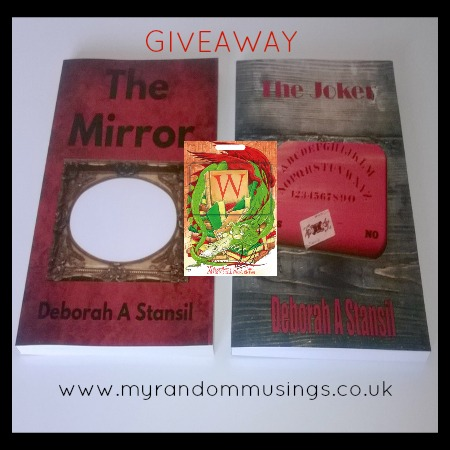 #Giveaway - £10 Waterstones Voucher + Two Books!