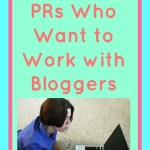 7 Tips for PRs Who Want to Work with Bloggers