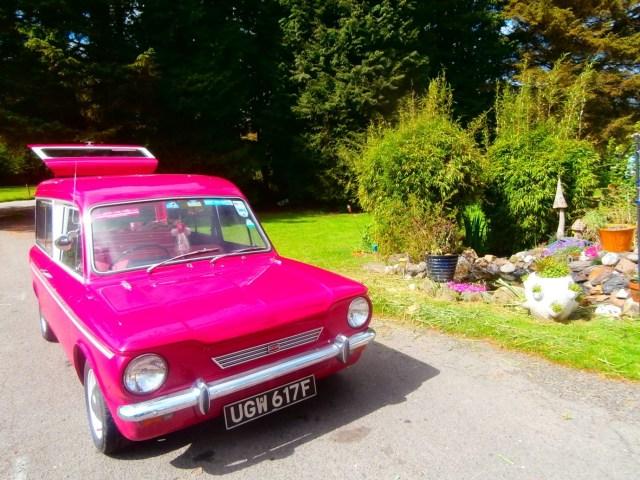 Berni's car