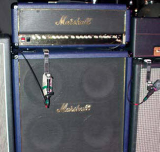 Joe Satriani's 1992 Marshall 6100 30th Anniversary Amp