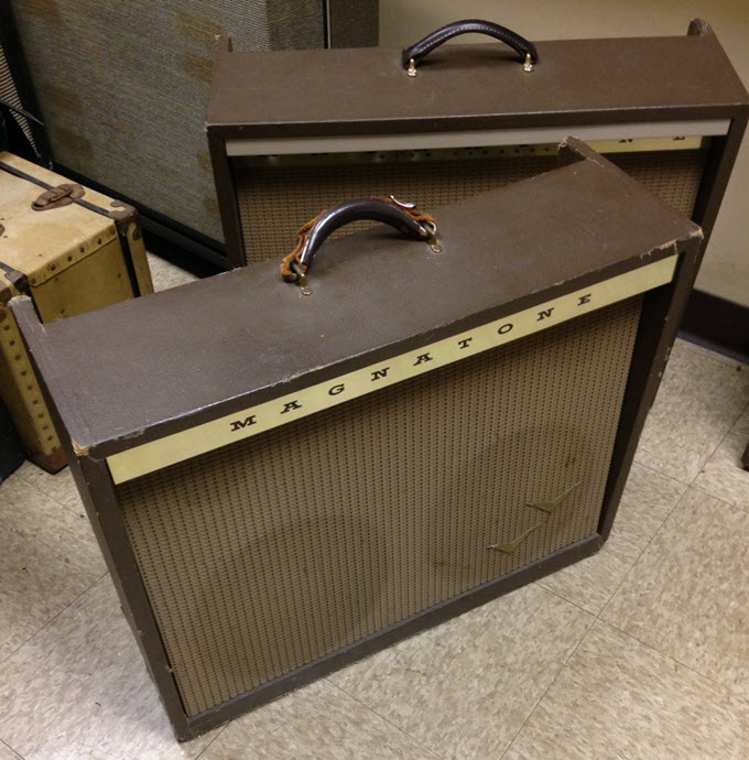 Magnatone Amps