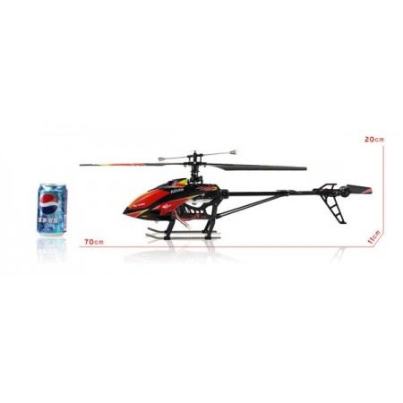 WLtoys V913 Sky Commander 4CH RC Helicopter-Ready to Fly