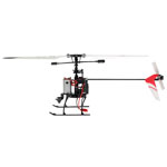 NE-328A-RED : Nine Eagles Solo Pro 328A 2.4G 4CH RC