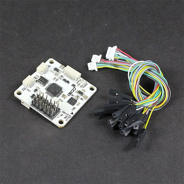 Rgb Led Modules Connected To Flexi Driver Zap Controller