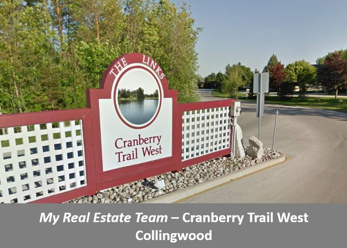 Cranberry Trail Collingwood