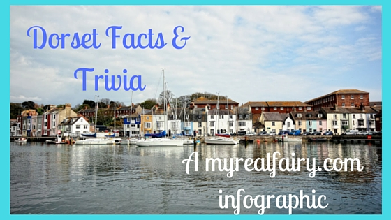Dorset Facts & Trivia – A myrealfairy infographic