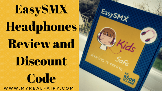EasySMX Headphones Review and Discount Code
