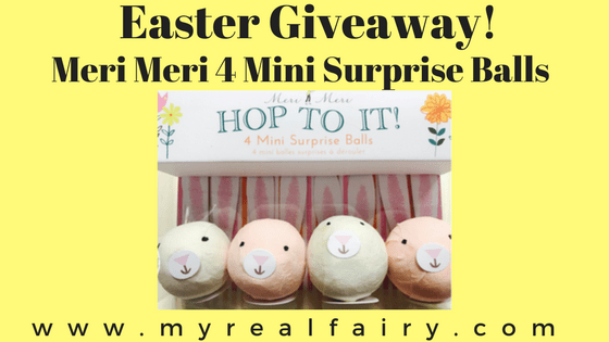 Easter Giveaway Competition