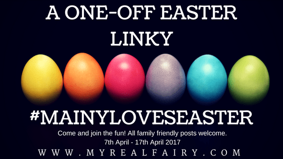 easter linky link-up www.myrealfairy.com