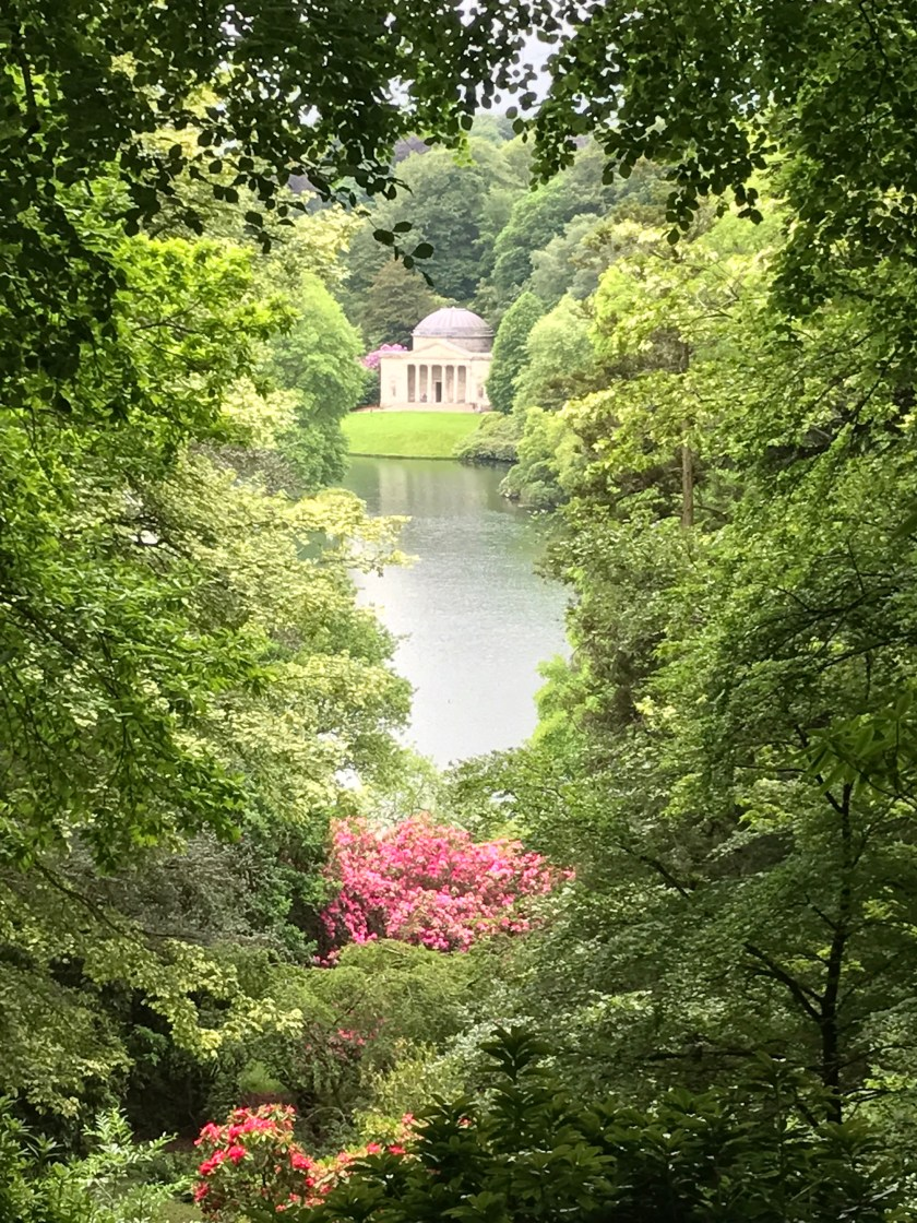 Stunning Stourhead National Trust Estate
