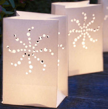 Luminous Fire Lanterns Giveaway