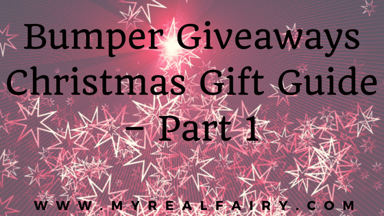 Bumper Giveaways Christmas Gift Guide – Part 1