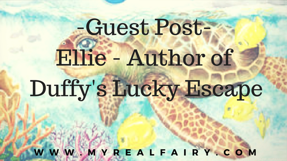 Duffy's Lucky Escape - Guest Post and Giveaway