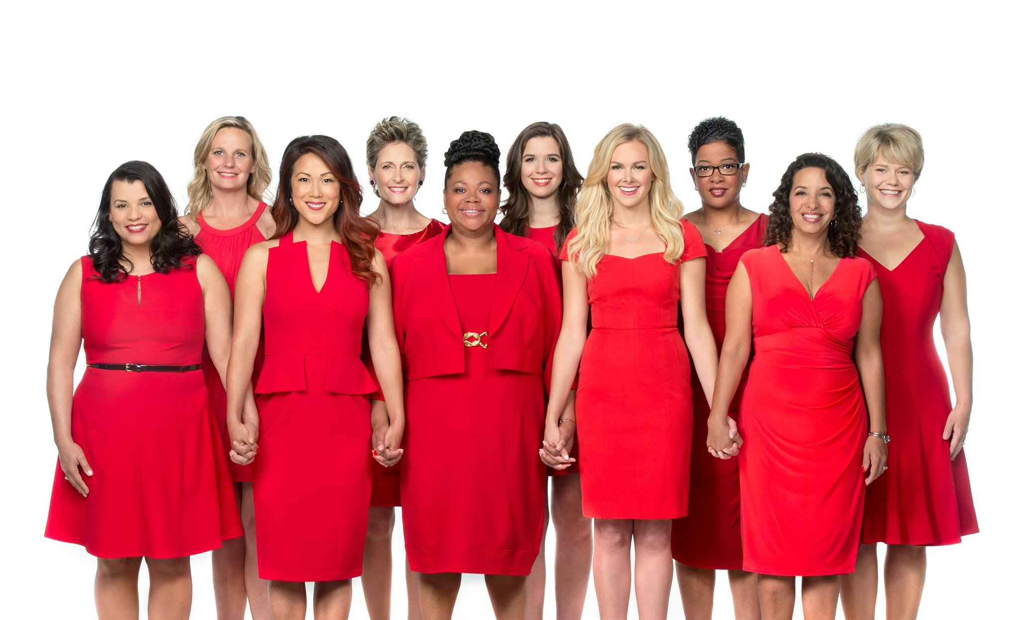 Kick Off February Heart Month With Go Red Day Iday