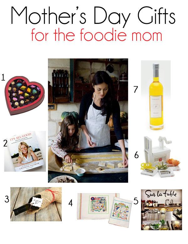 Foodie-Mom