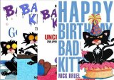 Bad Kitty 4 Book Set in Slipcase (Includes Bad Kitty Meets the Baby; Bad Kitty Vs Uncle Murray, Bad Kitty Gets A Bath; Happy Birthday, Bad Kitty)